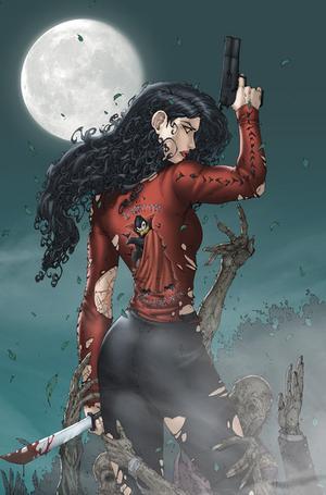 Helena Suzanns (Xtrem Zombie Hunter) Anita-10