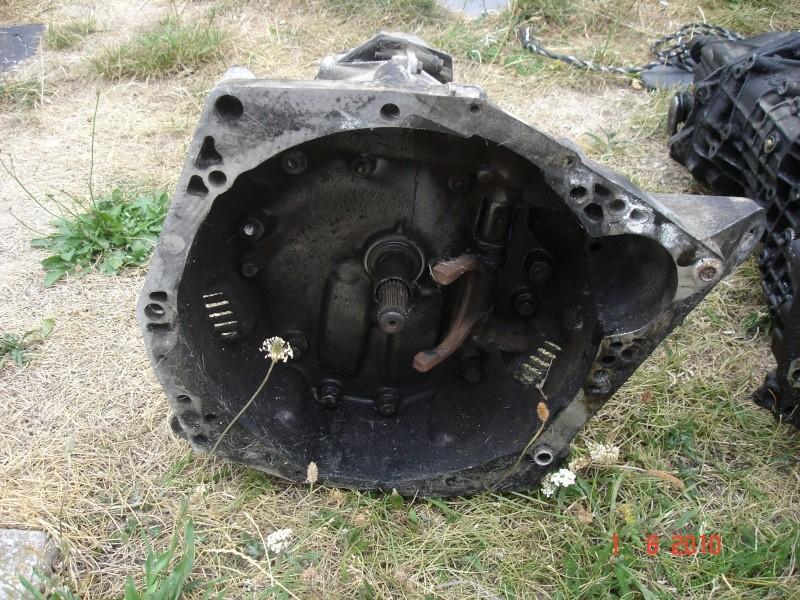 Huile boite de vitesse Turbo D / Remplacement boite de vitesse, Dsc04211