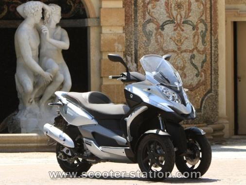 Maxitest scooter, vos avis : Quadro 3D 350, un très bon trois-roues qui possède quelques petits défauts !  Image_14