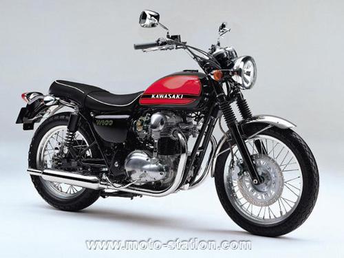 Kawasaki W800 Photom10