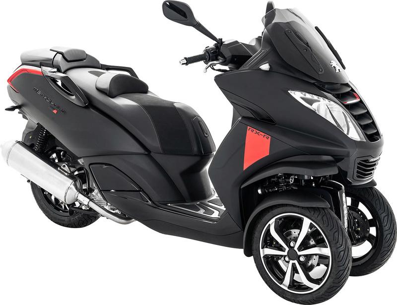 Série spéciale Metropolis RX-R Scoote11