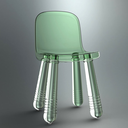 [Chaise] Sparkling - Marcel WANDERS (Magis) 0144
