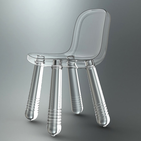 [Chaise] Sparkling - Marcel WANDERS (Magis) 0225
