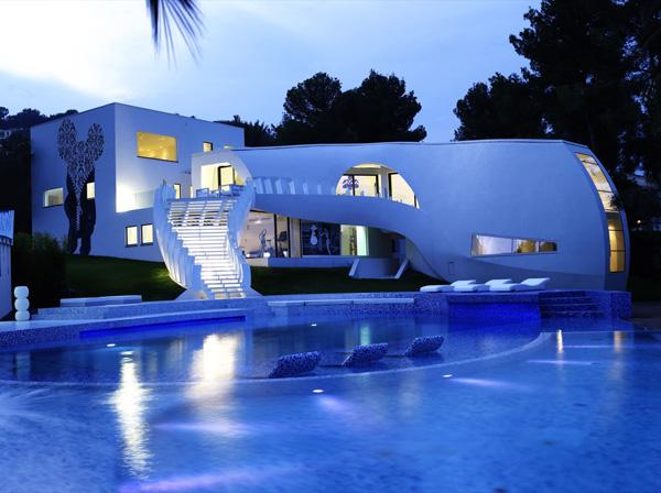 [Maison] Casa Son Vida (Espagne) - TEC ARCHITECTURE 0612