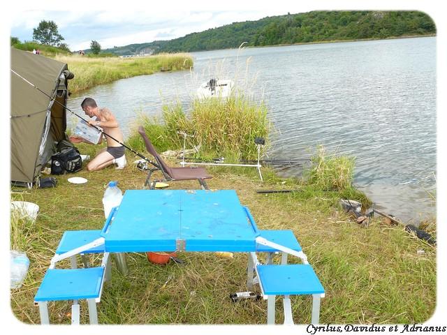 48h sur le Lac de Villerest P1040120