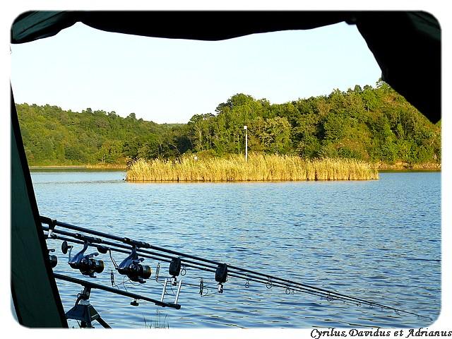 48h sur le Lac de Villerest P1040224