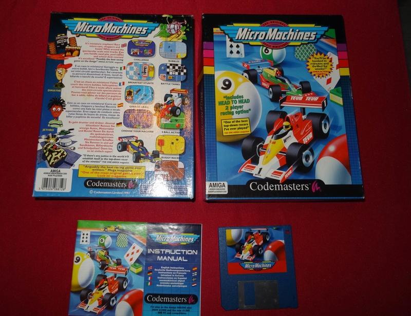 [EST] Lot PS1 et 2 jeux Amiga Mm10