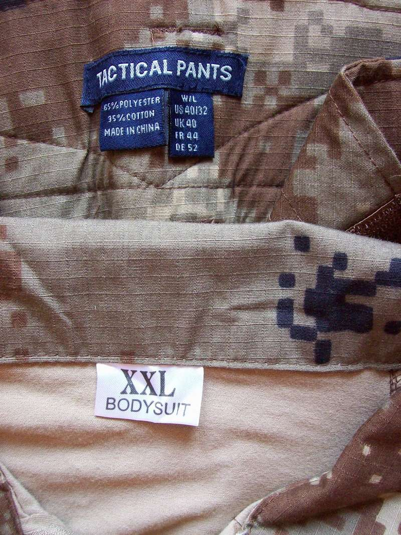 Iraqi Special Operations Forces Camo Uniforms 100_0612