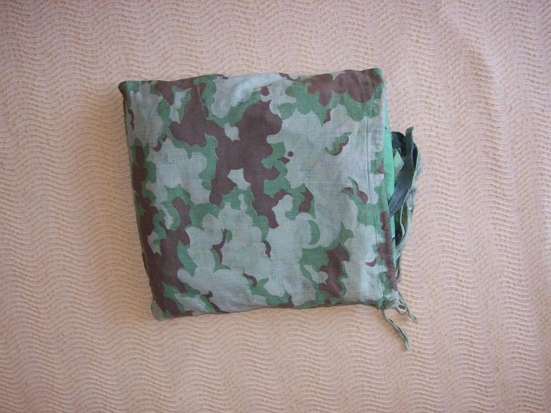 Summer camouflage oversuit with spots - variant 1 - 4 (Letní maskovací oděv se skvrnami - varianta 1 - 4) 100_8013