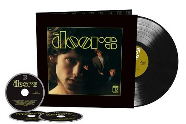 Doors, esce il 31 marzo l'edizione deluxe del loro album di debutto Doors110