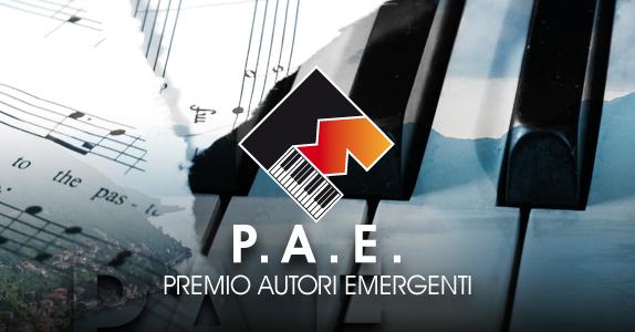P.A.E. PREMIO AUTORI EMERGENTI P_a_e10