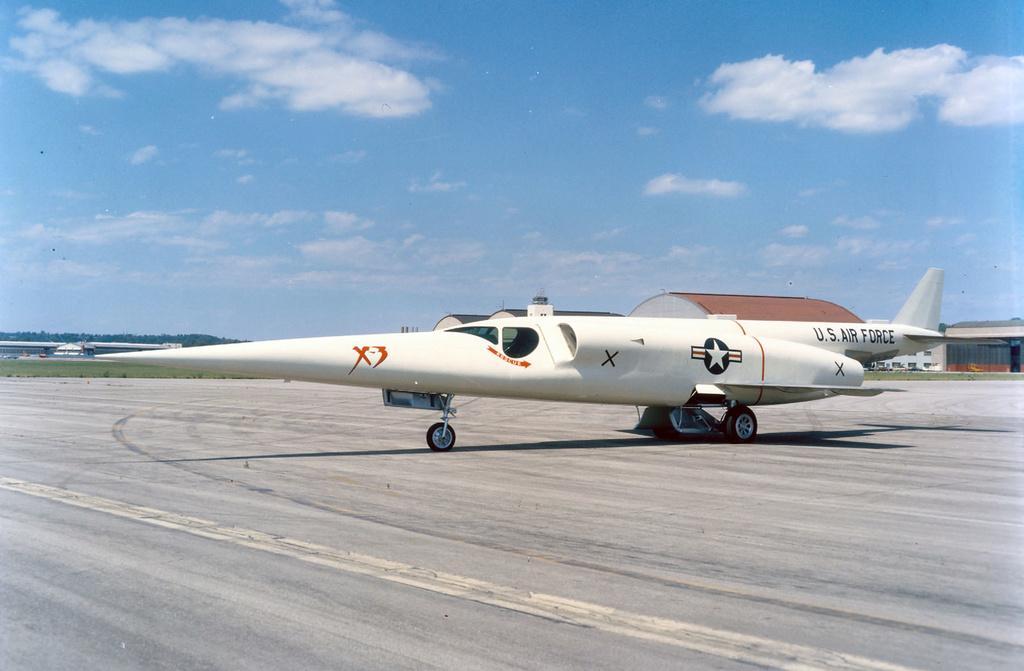 "Douglas X-3 ""Stiletto"" [1/72 - MACH 2] - Page 2 07110710"