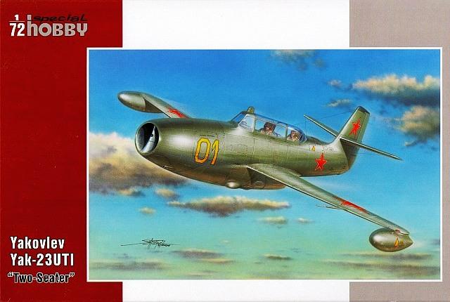 "Yakovlev Yak-23 ""Flora"" [Special Hobby] 15869210"