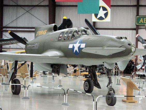 "Northrop XP-56(II) ""Black Bullet"" [1:72 Special Hobby] - Page 2 9815d110"
