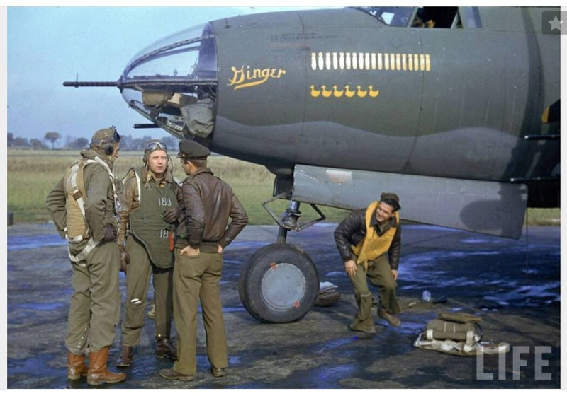 """Northrop XP-56(II) """"Black Bullet"""" [1:72 Special Hobby] - Page 2 B-26_n10"""