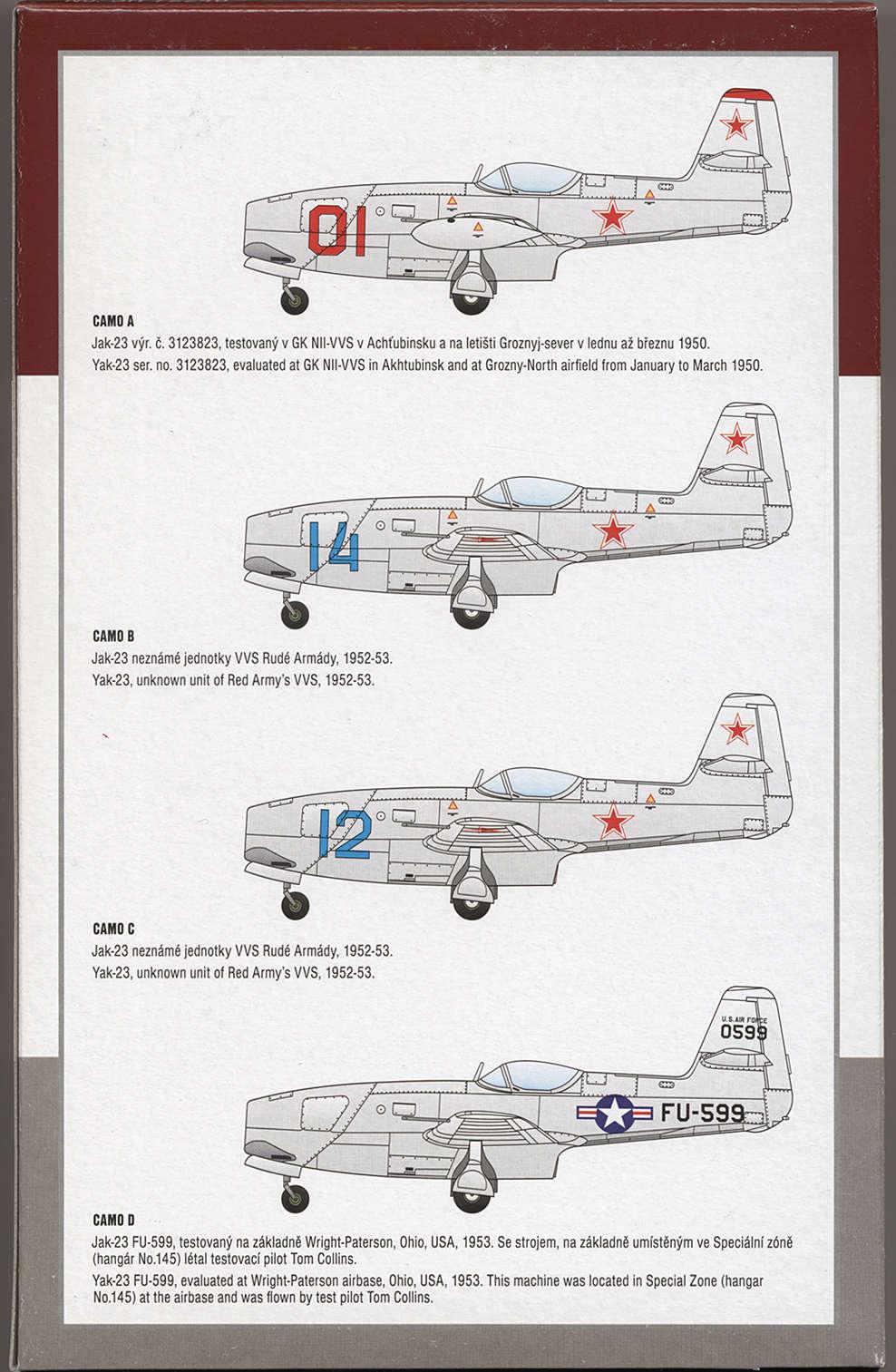 """Yakovlev Yak-23 """"Flora"""" [Special Hobby] Box_ya10"""
