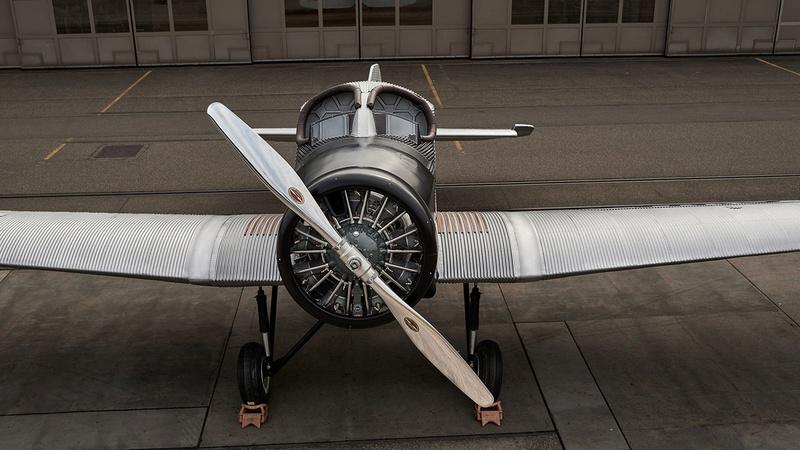Junkers F13W Seaplane, Revell, 1/72 F13_sh10