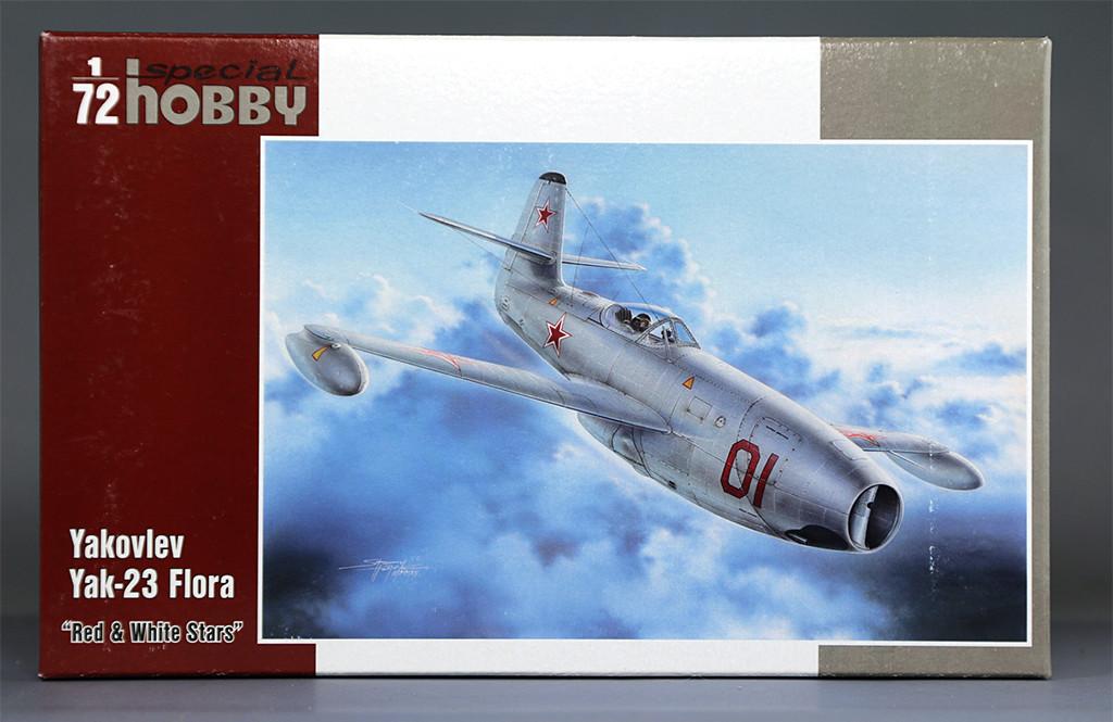 """Yakovlev Yak-23 """"Flora"""" [Special Hobby] Img_0045"""