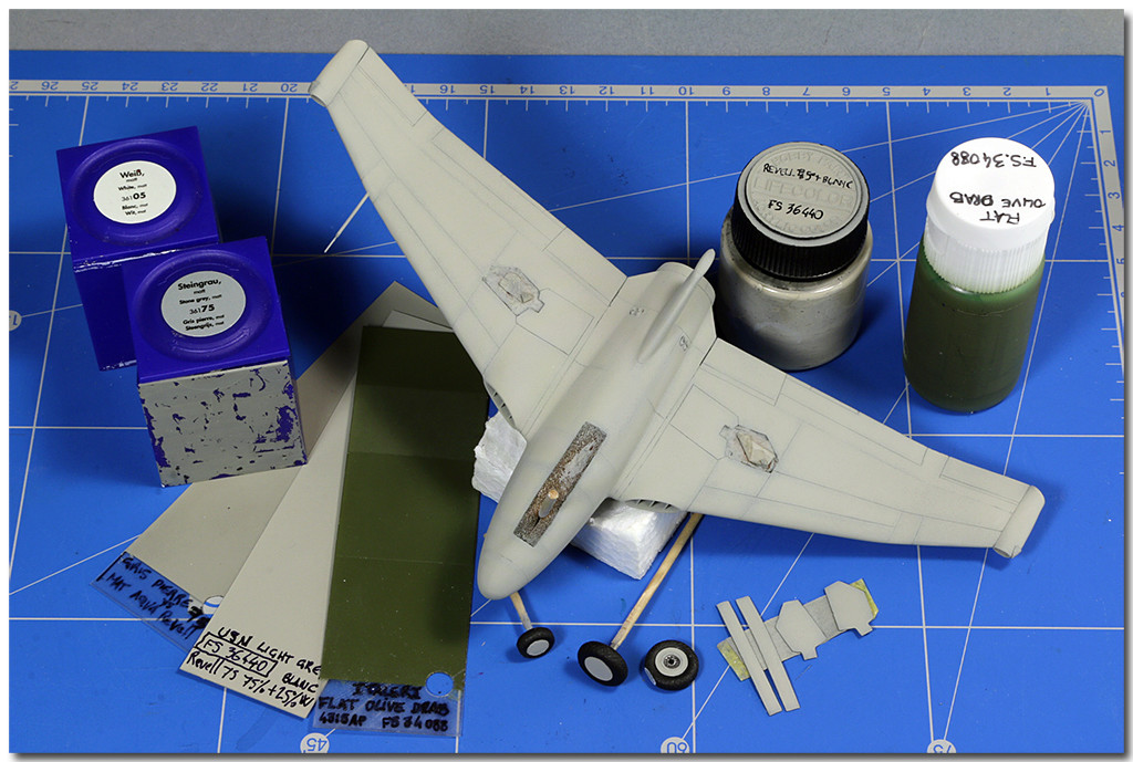"Northrop XP-56(II) ""Black Bullet"" [1:72 Special Hobby] - Page 2 Img_9924"