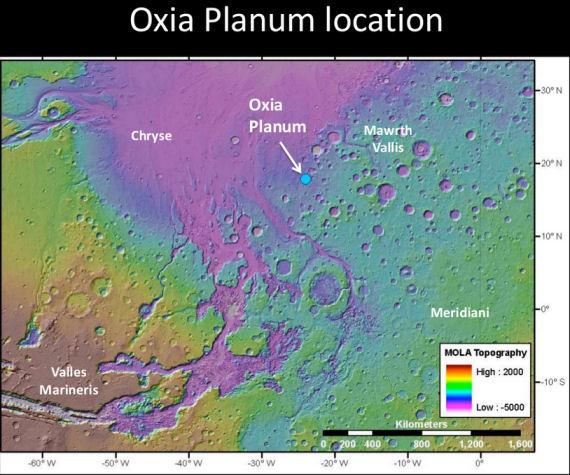 [Mars] De l'eau découverte par la sonde MRO? - Page 2 Map_ox10