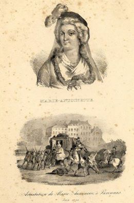 La fuite vers Montmédy et l'arrestation à Varennes, les 20 et 21 juin 1791 - Page 8 14937210