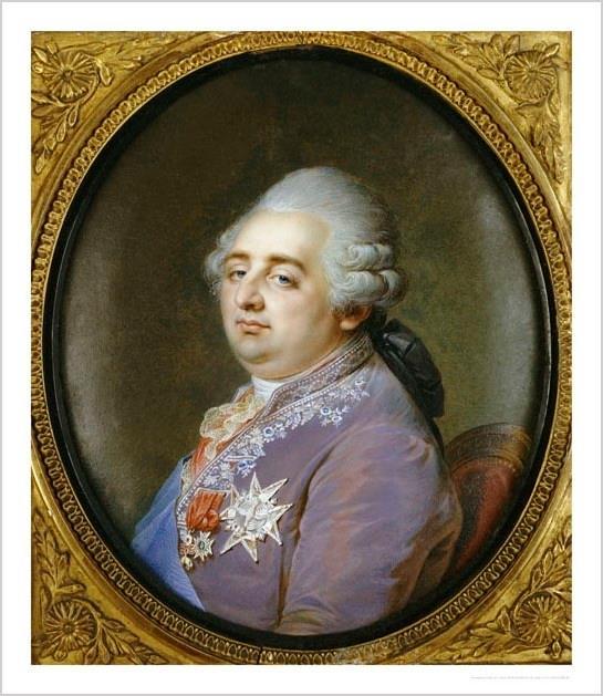 Portraits de Louis XVI, roi de France (peintures, dessins, gravures) - Page 4 15109611