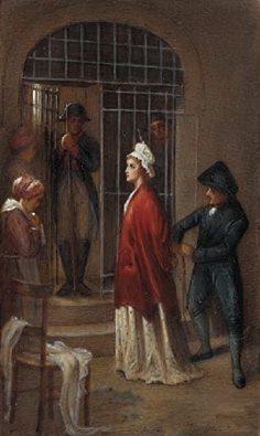 L'exécution de Marie-Antoinette le 16 octobre 1793 - Page 5 15697710