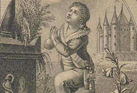 Les portraits de Louis XVII, prisonnier au Temple - Page 3 15965410