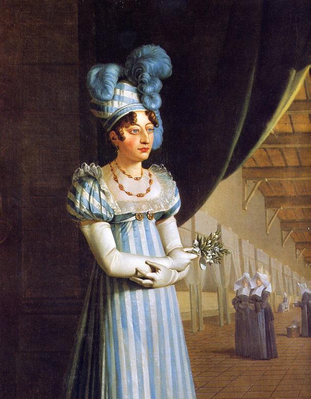 Portraits de Madame Royale, duchesse d'Angoulême - Page 4 1815_o10
