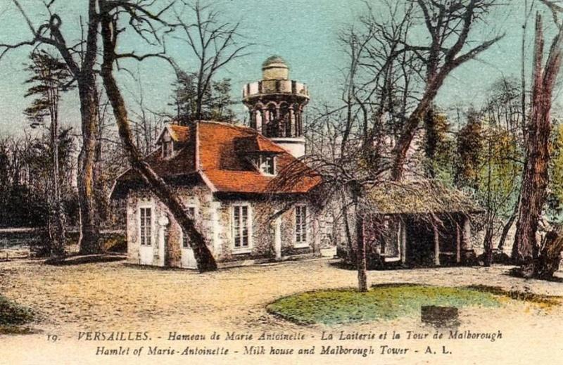 La Laiterie de propreté du Hameau du petit Trianon Andrel10