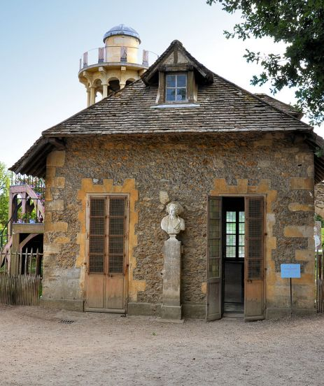 La Laiterie de propreté du Hameau du petit Trianon Andrel11