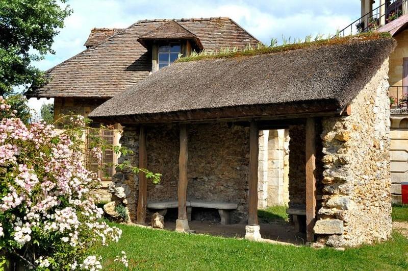 La Laiterie de propreté du Hameau du petit Trianon Andrel12