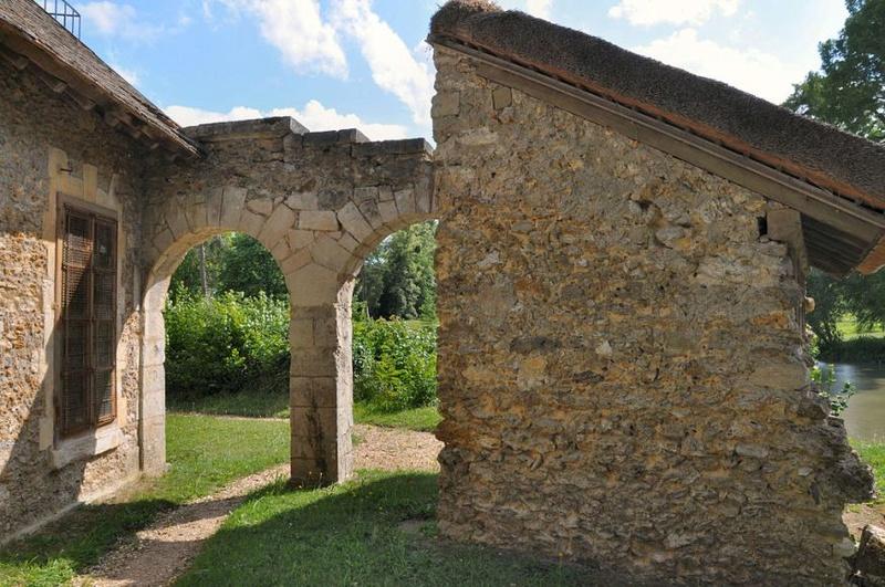 La Laiterie de propreté du Hameau du petit Trianon Andrel13