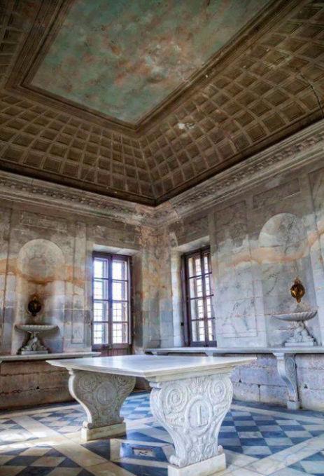 La Laiterie de propreté du Hameau du petit Trianon Andrel17
