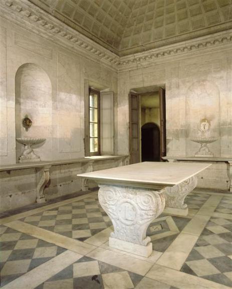 La Laiterie de propreté du Hameau du petit Trianon Andrel18