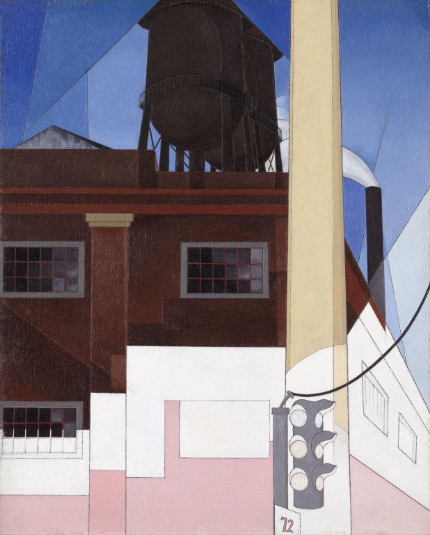 La Peinture américaine des années 1930 (musée de l'Orangerie) 18974310