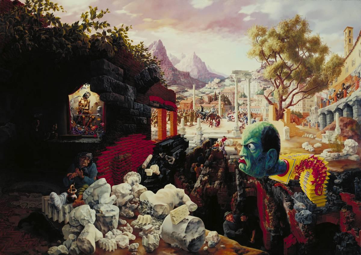 La Peinture américaine des années 1930 (musée de l'Orangerie) 310