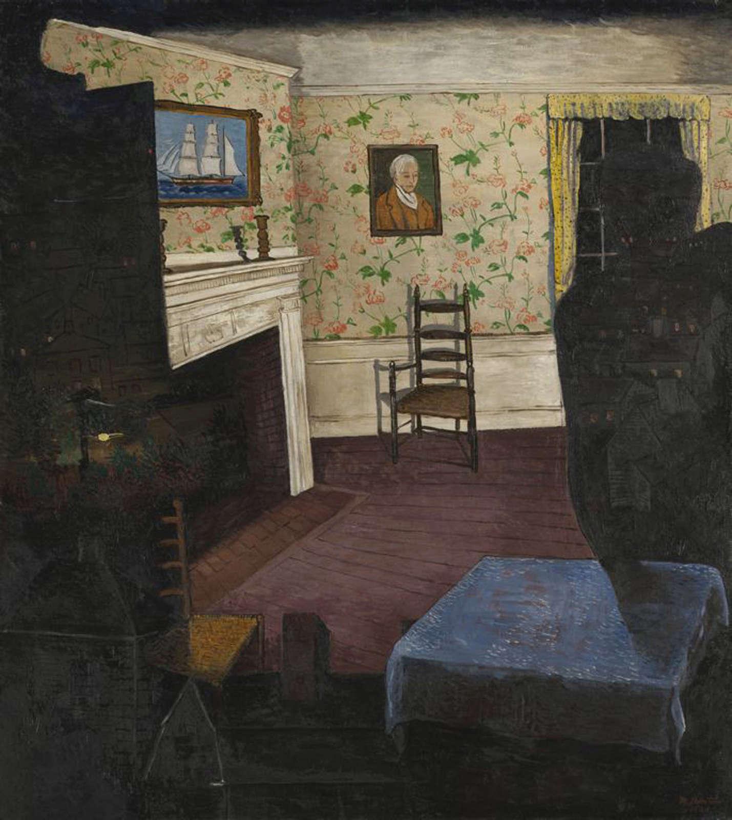 La Peinture américaine des années 1930 (musée de l'Orangerie) Ob_5b810