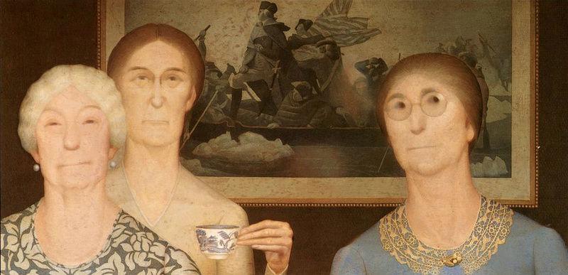 La Peinture américaine des années 1930 (musée de l'Orangerie) Screen11