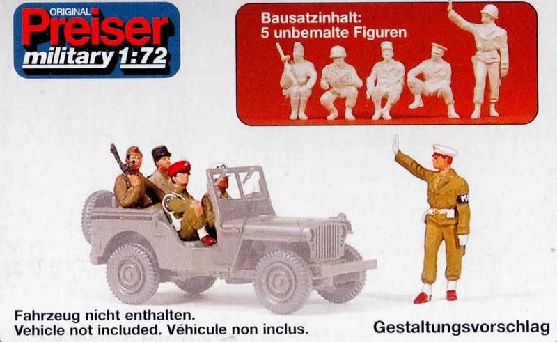 "La 2ème DB ""Jeep - GMC CCKW353 - Sherman M4a2""  [Heller 1/72] - Page 2 1-72-m10"