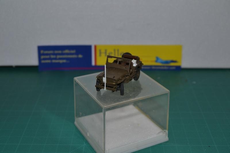 """La 2ème DB """"Jeep - GMC CCKW353 - Sherman M4a2""""  [Heller 1/72] Dsc_0023"""