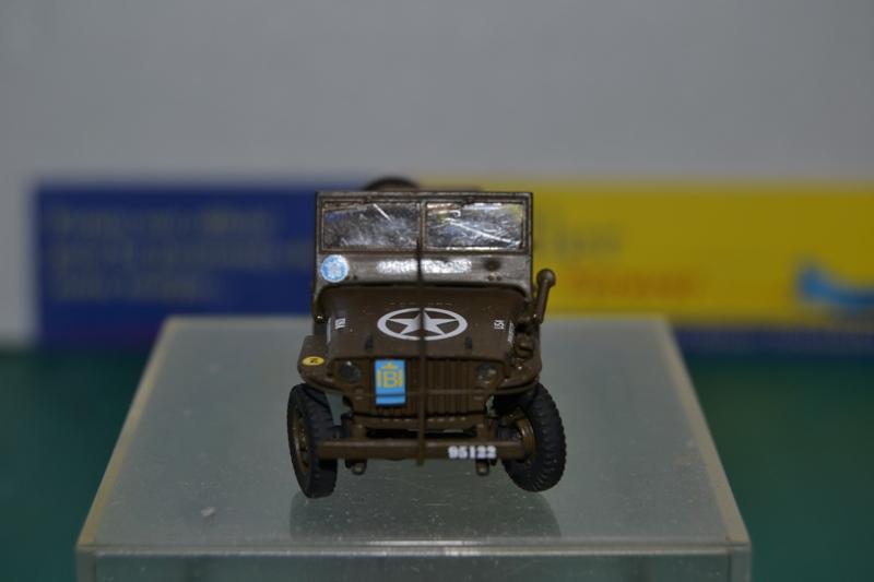 """La 2ème DB """"Jeep - GMC CCKW353 - Sherman M4a2""""  [Heller 1/72] Dsc_0034"""
