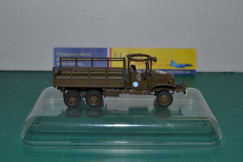 "La 2ème DB ""Jeep - GMC CCKW353 - Sherman M4a2""  [Heller 1/72] - Page 2 Dsc_0048"