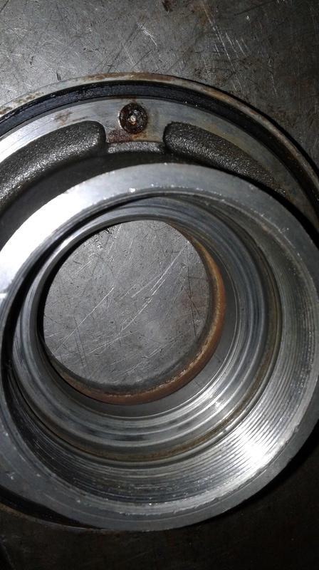 Joint - Cric RASSANT 1500 kg - joint de pompe 20170128