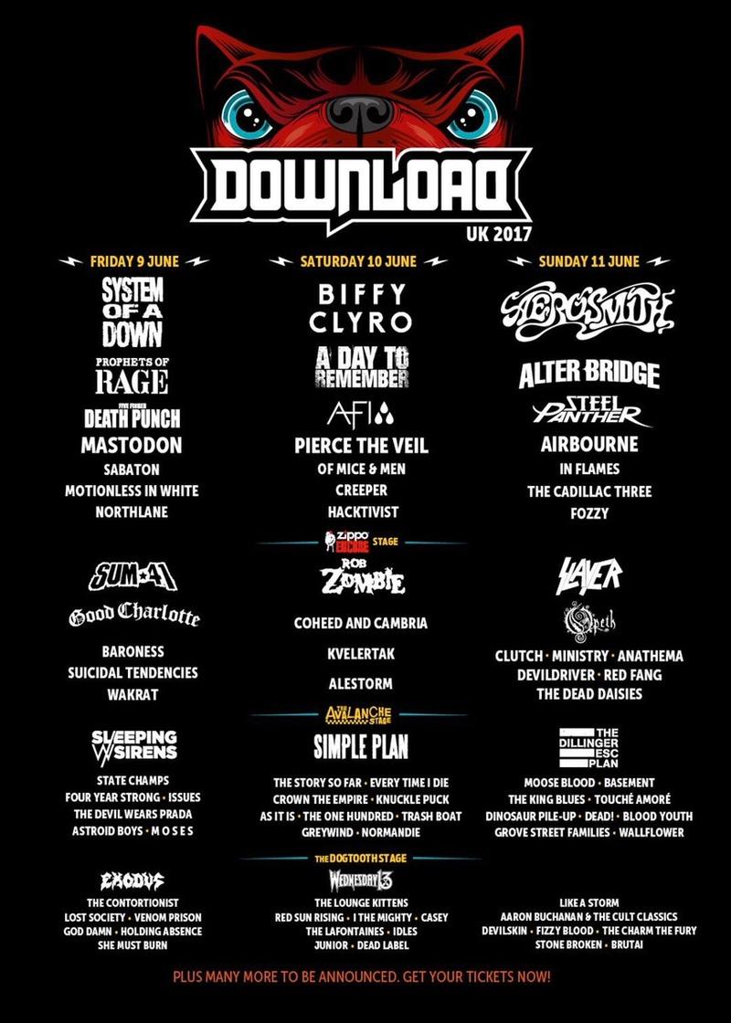 Download Festival Downlo12