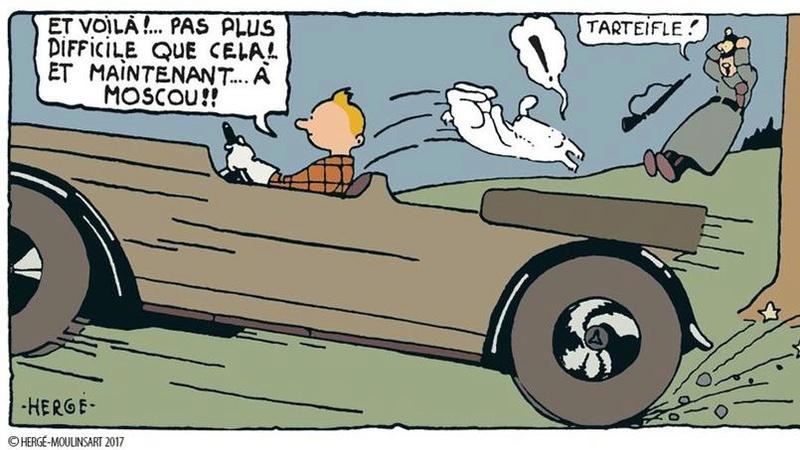 BANDE DES SIX NEZ - Page 2 Tintin10