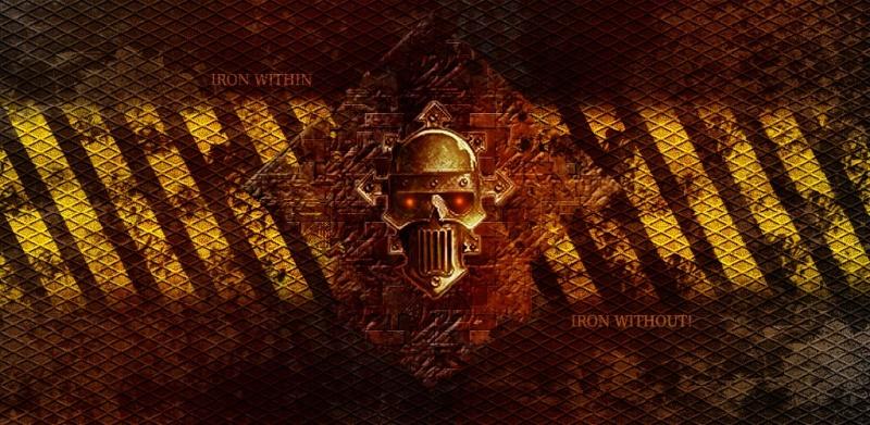 Iron Within Iron Without : Ma collection Iron Warrior Icone_10