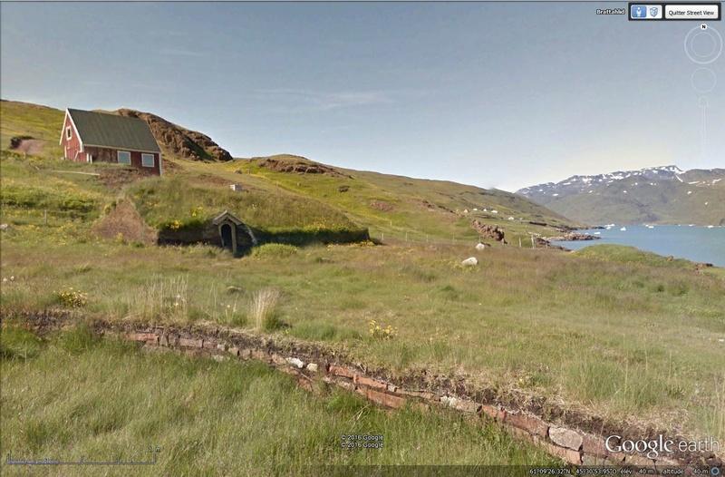 Traversée d'Qassiarsuk vers Narsarsuaq, Kujalleq au Groenland. Tsge_060