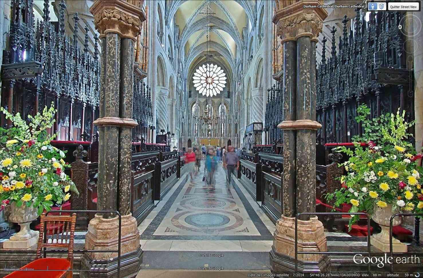 Cathédrale de Durham : un financement astucieux pour la restauration du site Tsge_099