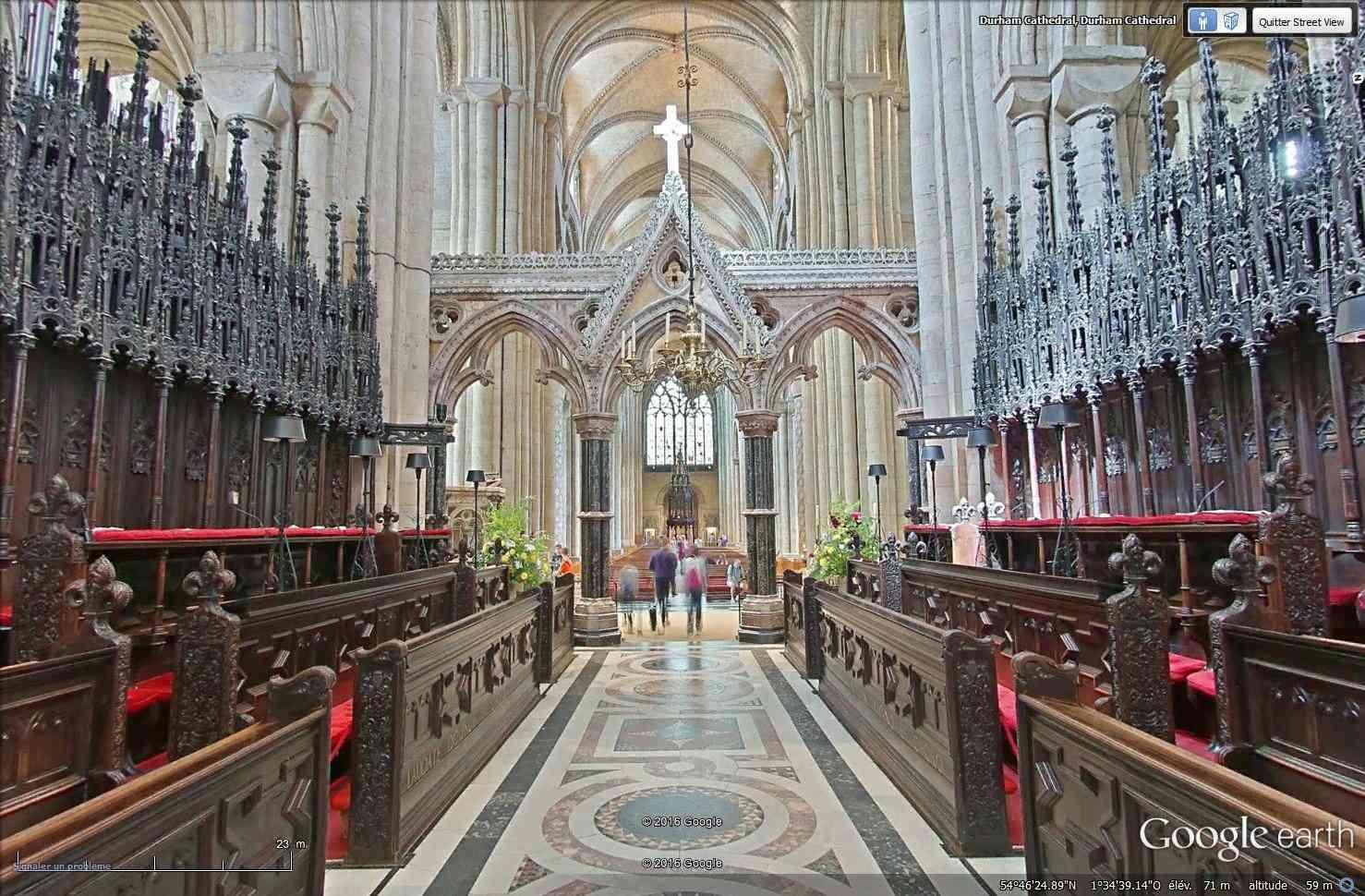Cathédrale de Durham : un financement astucieux pour la restauration du site Tsge_100